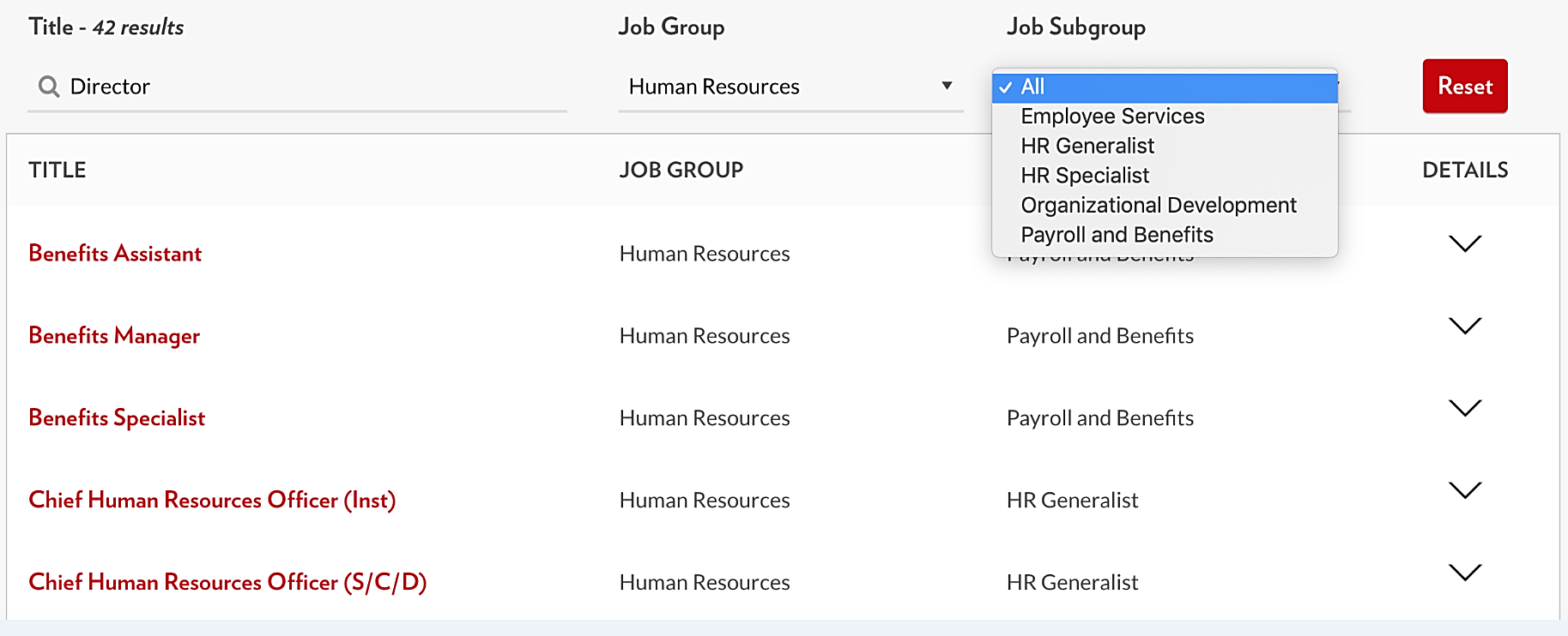 Title and Standard Job Description (SJD) Library Launched – Human Resources  – UW–Madison